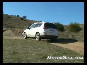 Video - Peugeot 4007 HDI (Prueba dinámica)