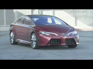 Video Toyota Ns4-concept 2012 - Ns4
