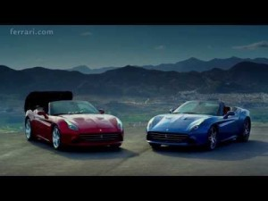 Ferrari California T - Focus on exterior