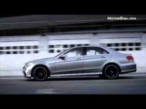 Video - Mercedes Benz E63 AMG