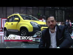 Fiat Panda Cross at Geneva Motor Show 2014