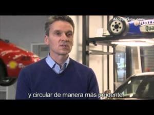 Video Porsche 911 2012 - Neumaticos Invierno