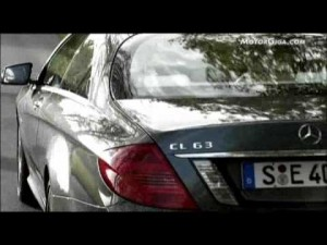 Video Mercedes Clase CL 2010 exteriores