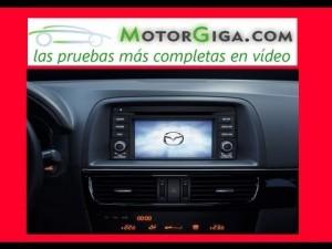 Video Mazda Cx5 2012 - Sistema Infotainment
