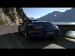 Video Porsche 911 2011 - Speedster