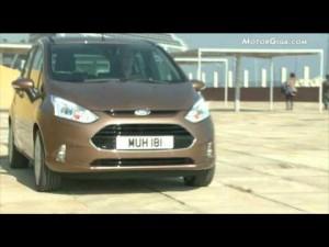 Vídeo Ford B-Max (Salón de Ginebra 2012)