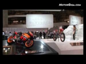 Video - Honda -coches- (Salón Tokyo 2009)