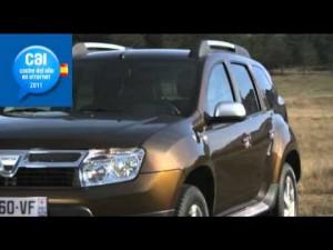 Video Dacia Duster -Candidato Coche del Año Internet 2011-