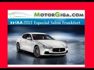 Video Maserati Otros Salones - Salon Frankfurt 2013