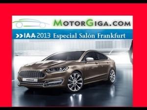 Video Ford Otros Salones - Frankfurt 2013