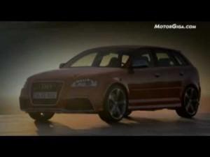 Video Audi A3 2011 - Rs3 Sportback