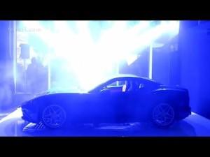 Germany celebrates the Première of the Ferrari California T in Frankfurt
