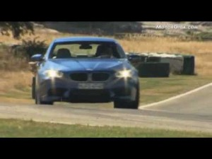 Vídeo BMW M5 2011