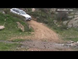 Video BMW X1 -prueba dinámica-