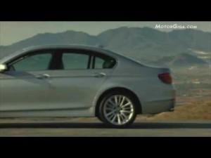 Video Bmw Serie5 2011 - M5