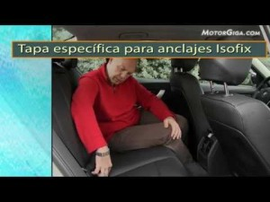 Video Bmw Serie3 2012 - Analisis Plazas Traseras
