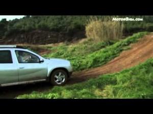 Video Dacia Duster imágenes oficiales