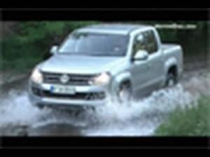 Vídeo Volkswagen Amarok (imágenes de la marca)