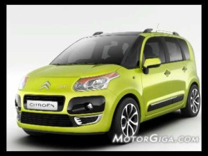 Video - Citroen C3 Picasso