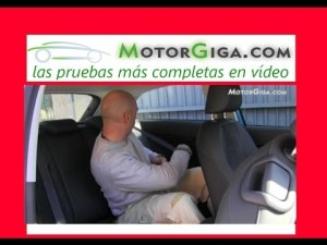 Video Seat Leon 2013 - Analisis Plazas Posteriores