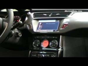 video Prueba Citroen C3 HDI -interiores-