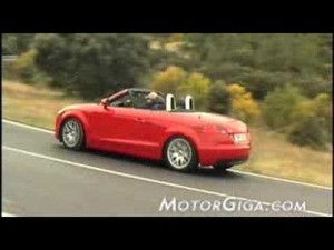 Video - Prueba del Audi TT Roadster Turbo 200 CV