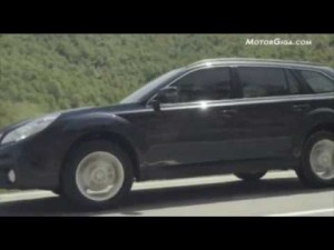 Subaru Outback Lineartronic 2013 características generales