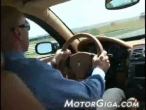 Video Maserati Quatroporte 2010 - Quattroporte