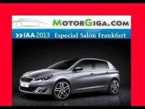 Video Peugeot Otros Salones - Salon Frankfurt 2013