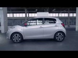 Découvrez la Nouvelle Citroën C1