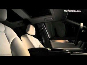 Video Mercedes Clase-c 2010 - 2011 Interiores