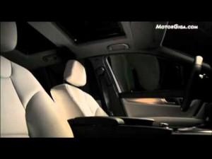 Video Mercedes Clase-c 2010 - 2011 Interiores