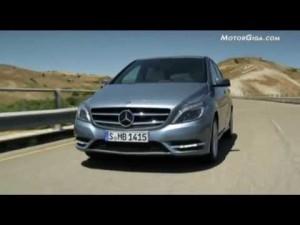 Video Mercedes Clase-b 2011