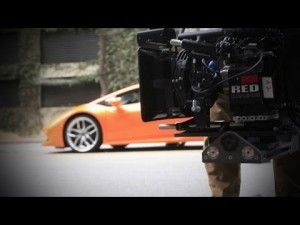 Lamborghini Huracán LP 610-4 Behind the Scene