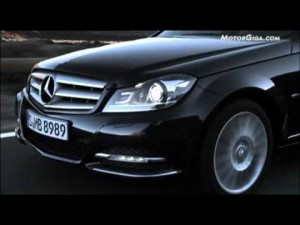 Video Mercedes Clase-c 2010 - 2011 Exteriores
