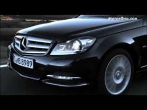 Video Mercedes Clase-c 2010 - 2011 Exteriores