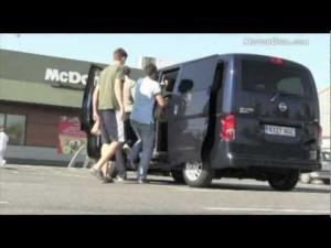 Vídeo Nuevo Nissan Evalia
