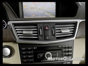 Video - Mercedes Clase E (Salón de Ginebra 2009)