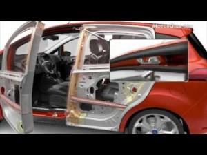 Video Ford B-max 2012 -  Puertas Maletero