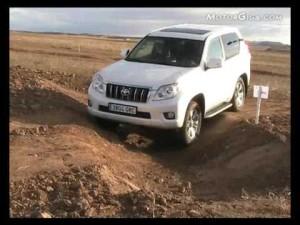 Video - Presentación Toyota Land Cruiser (Imágenes)