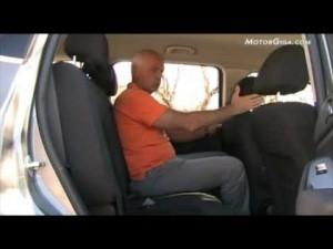 Vídeo análisis plazas traseras Chevrolet Orlando 2011