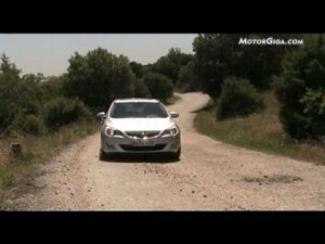 Video Opel Astra 1.4 Turbo -prueba dinamica-