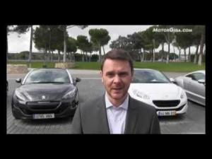 Video Peugeot Rcz 2013