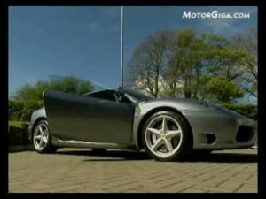 Video - Ferrari F360 Módena (Imágenes dinámicas)