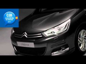 video Citroen C4 -Candidato a Coche del Año de Internet 2011-