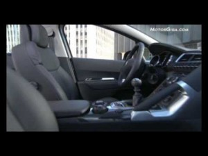 Video - Peugeot 3008 (imágenes oficiales)