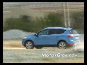 Video - Ford Kuga (Prueba dinámica)