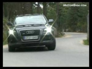 Video - Nuevos motores Audi Q5