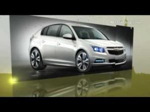 Video - Chevrolet Cruze (Imágenes oficiales)