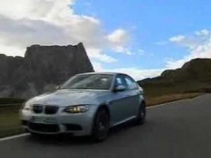 Video - BMW M3 en movimiento